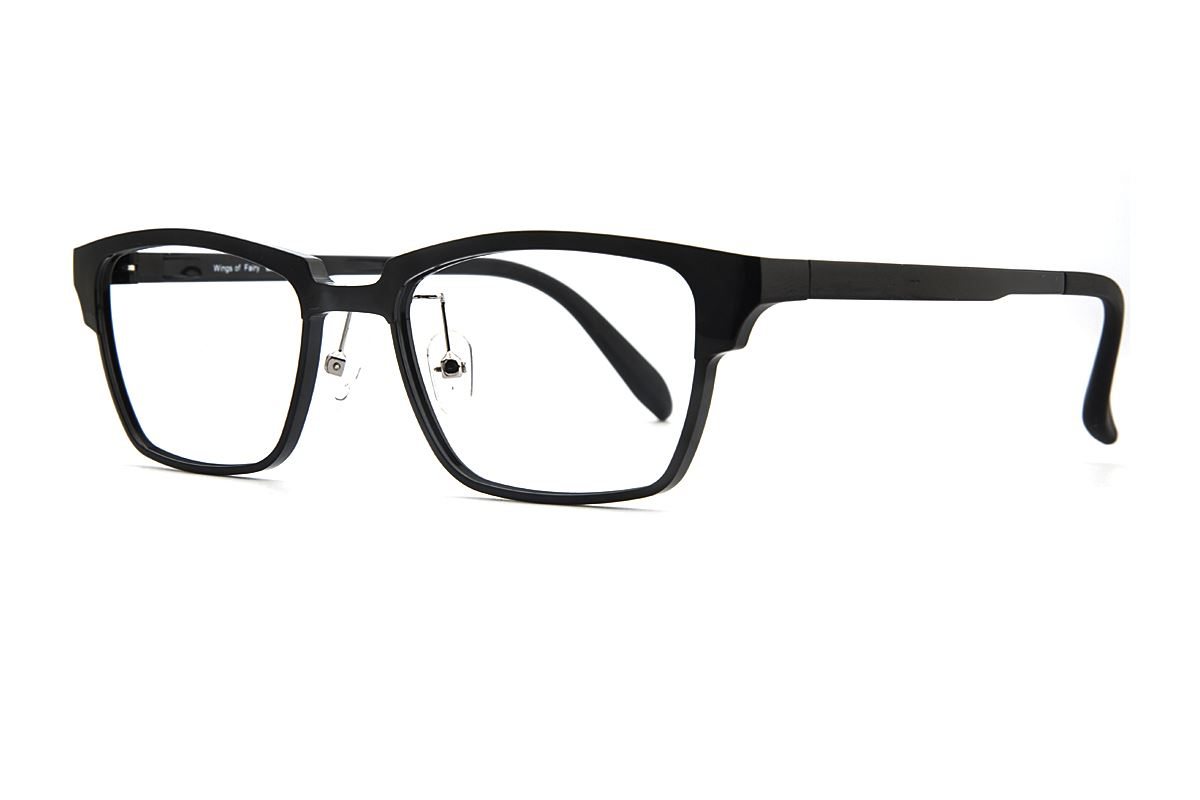 严选韩制塑钢眼镜 J1301-C11