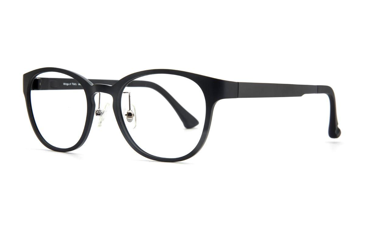 严选韩制塑钢眼镜 J406-C21