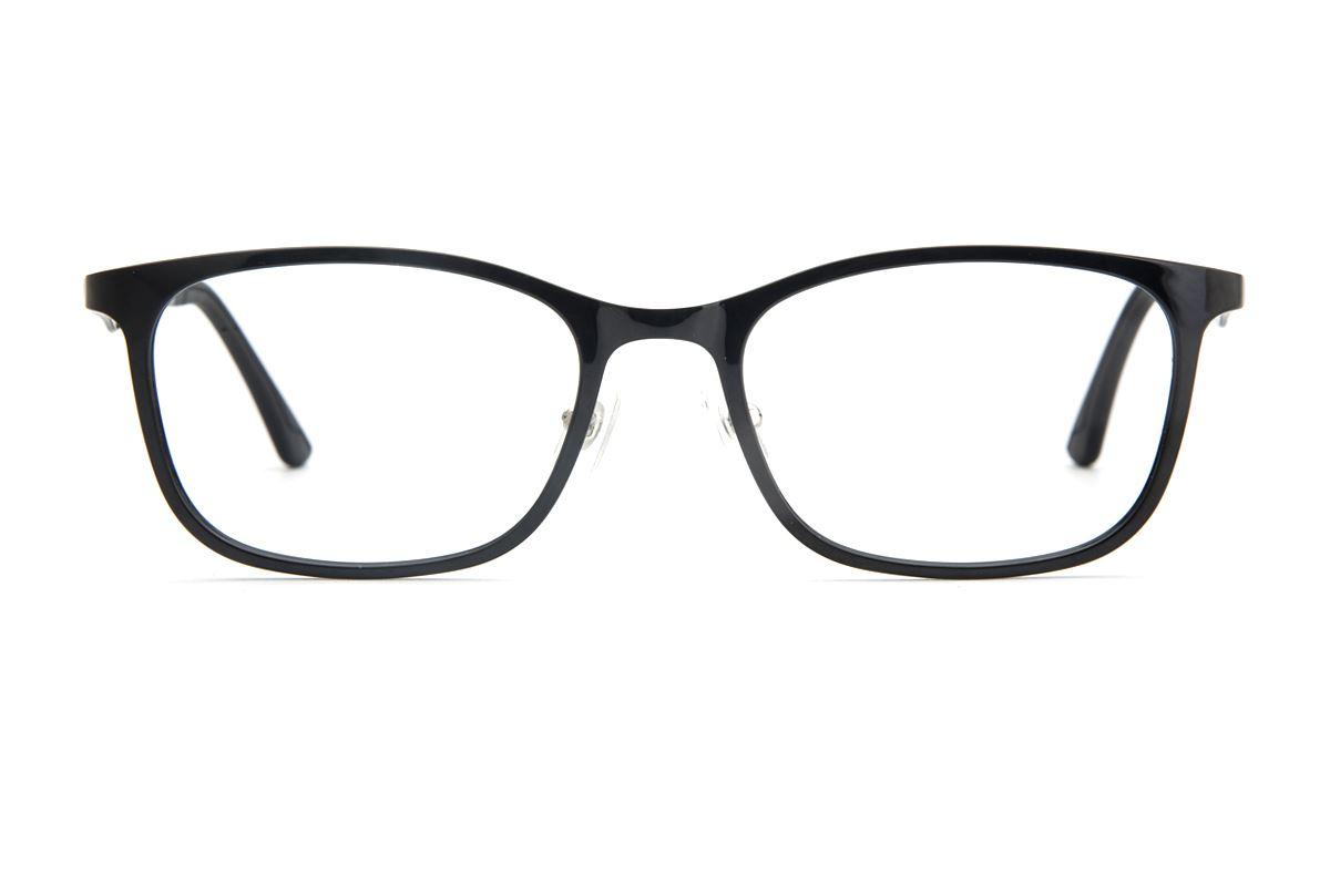 严选韩制塑钢眼镜 J315-C12