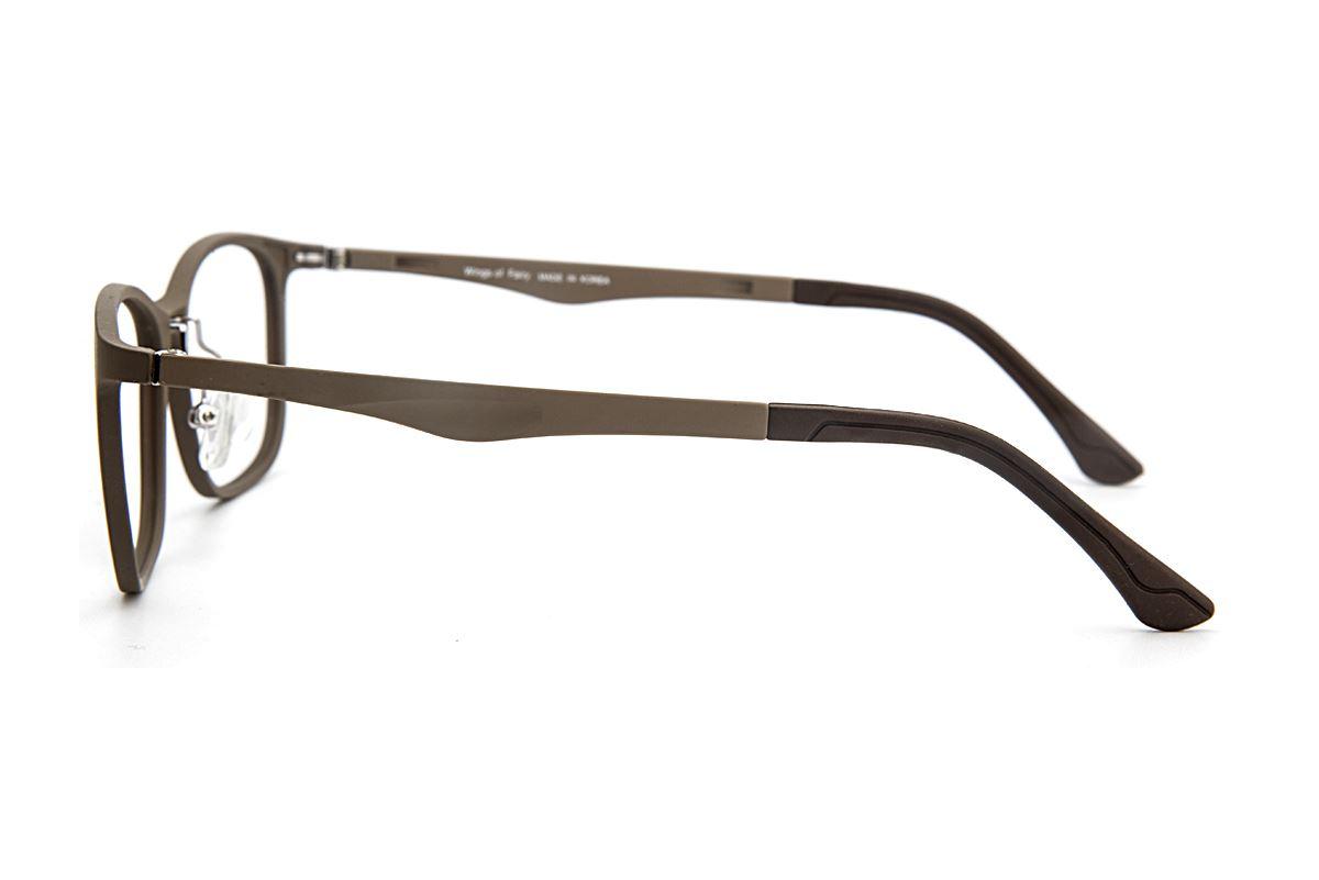 嚴選韓製塑鋼眼鏡 J315-C43