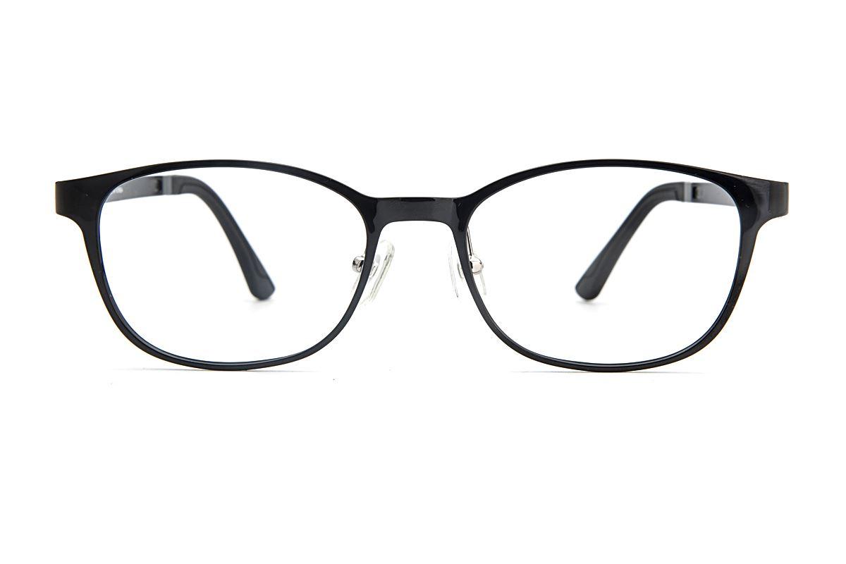 嚴選韓製塑鋼眼鏡 J317-C12