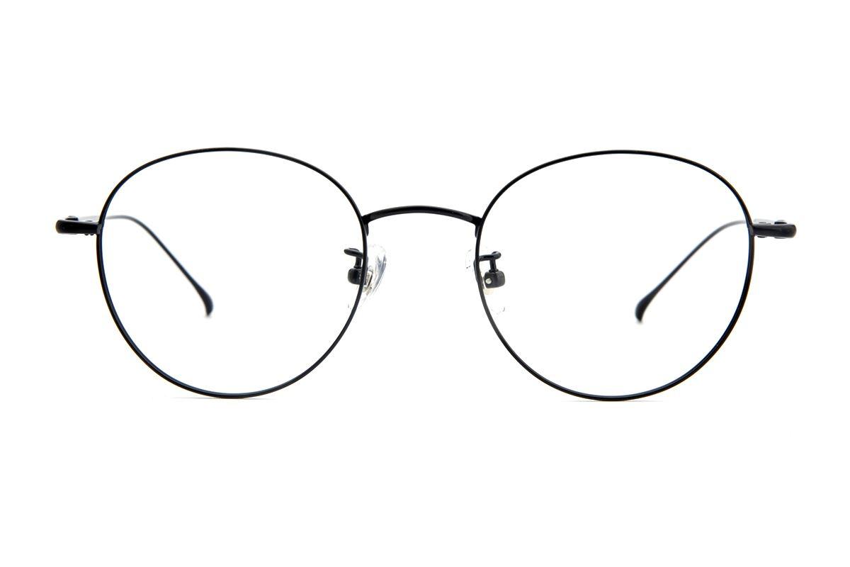 严选经典钛眼镜 9265-C42