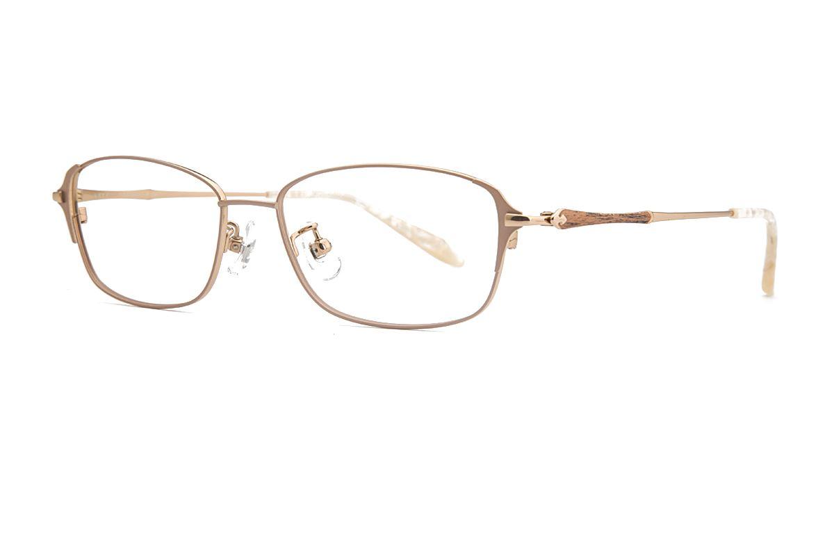 复合式钛眼镜 941-C10A1