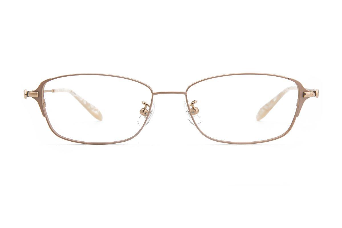复合式钛眼镜 941-C10A2