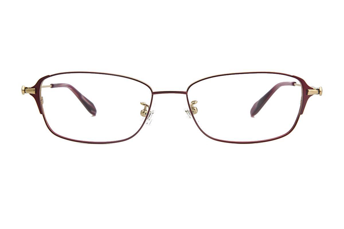 复合式钛眼镜 941-C42