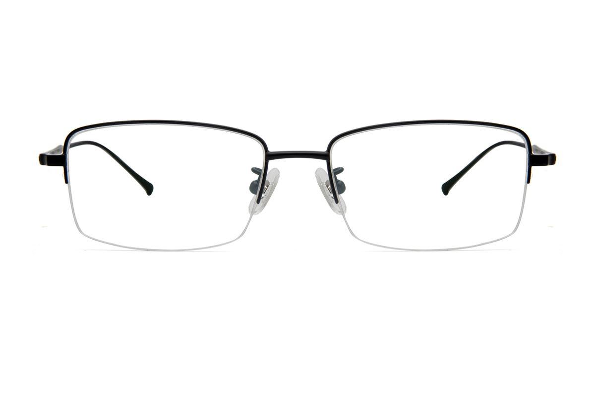 高质感钛镜框 2713-C72