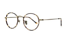 眼镜镜框-严选经典钛眼镜 5502-C4
