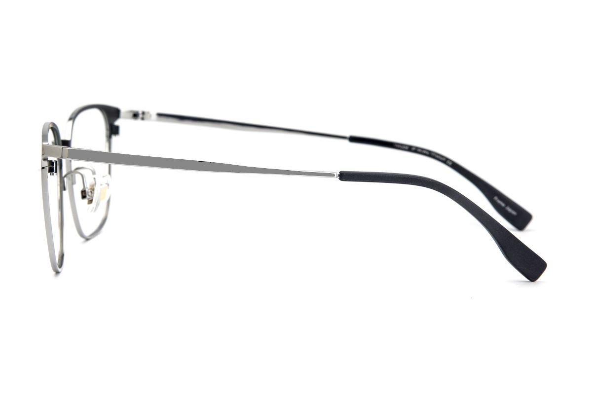 高質感鈦鏡框 W8028-C083