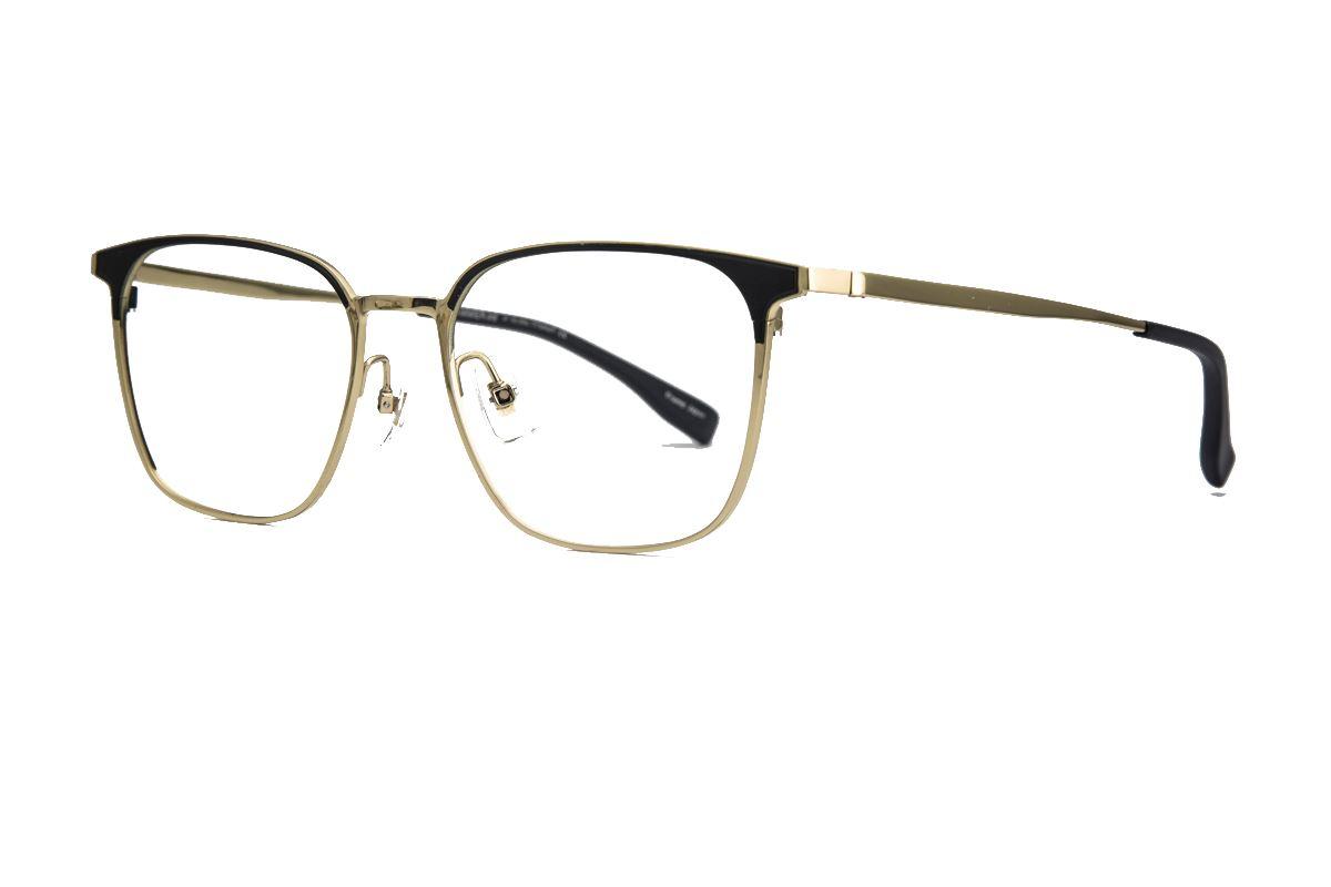 高质感钛镜框 W8028-C121