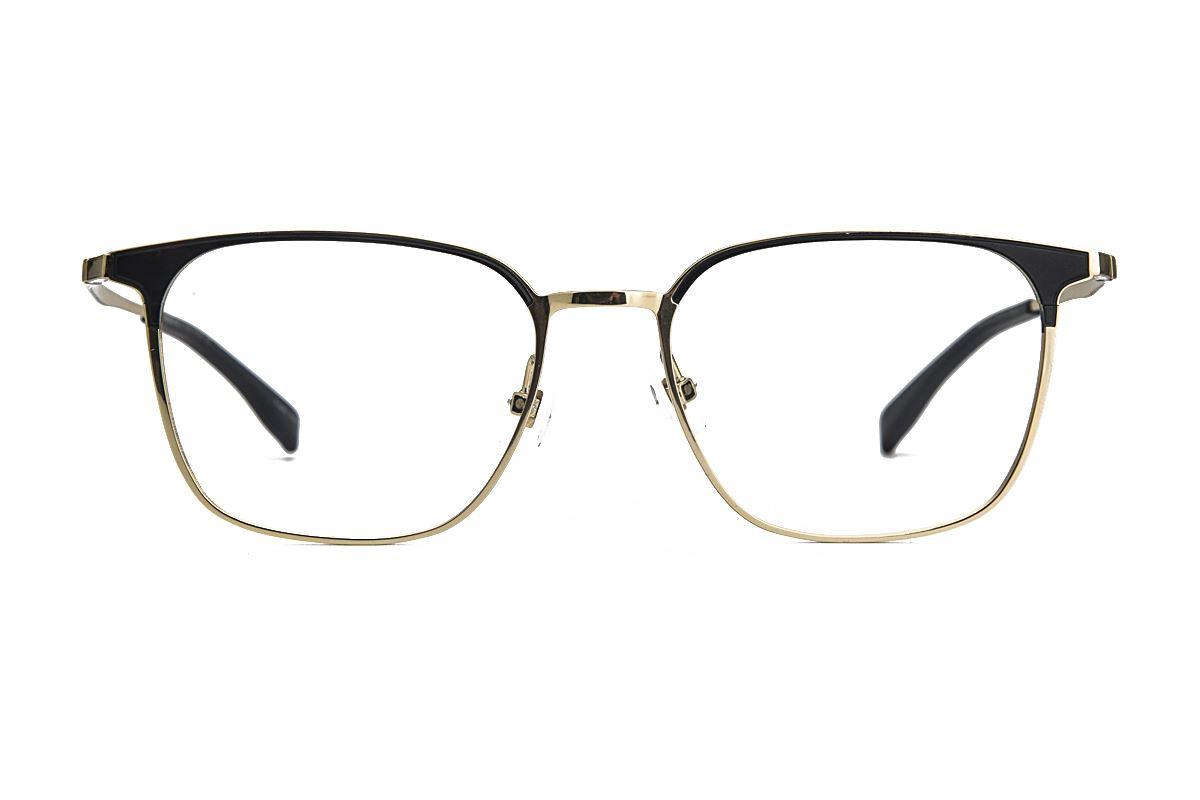 高质感钛镜框 W8028-C122