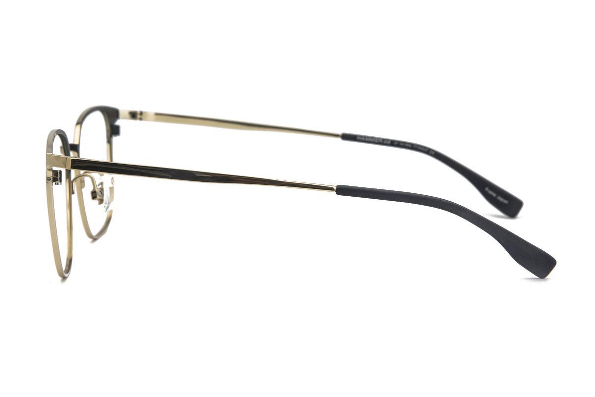 高质感钛镜框 W8028-C123