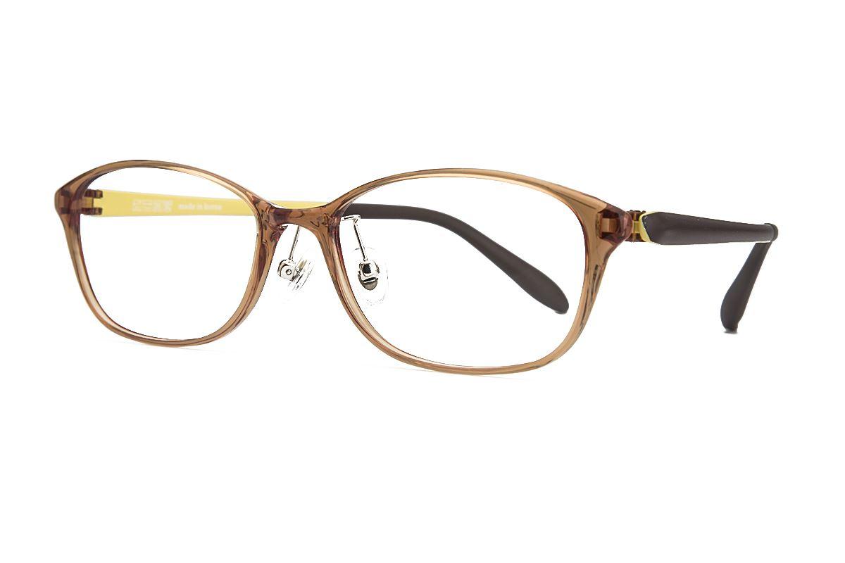 严选塑钢眼镜 OG101-N22BR1