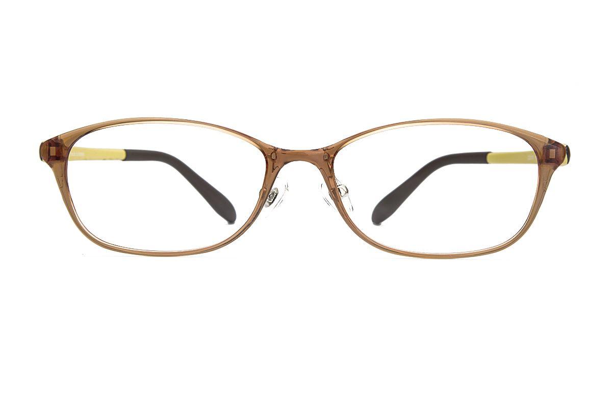 严选塑钢眼镜 OG101-N22BR2