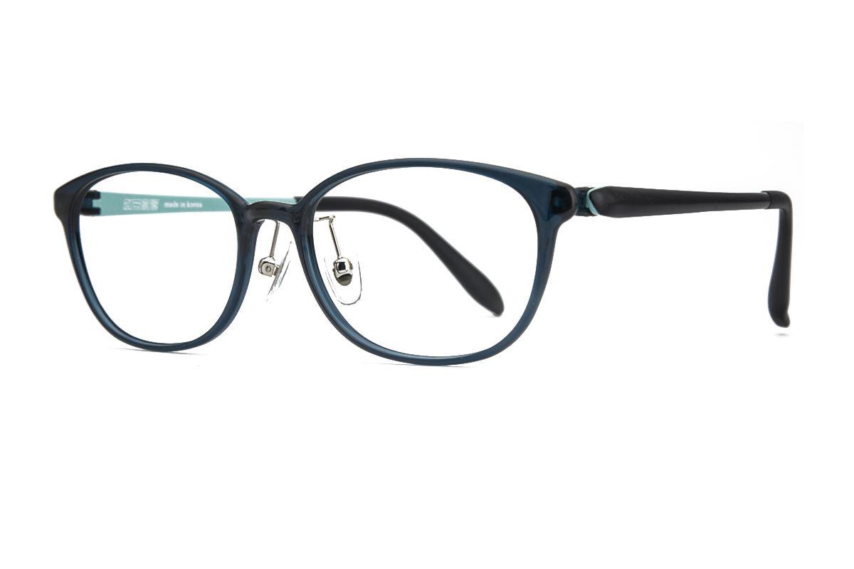 严选塑钢眼镜 OG102-N6BK1