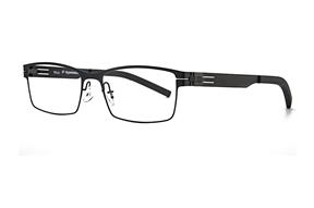 眼鏡鏡框-MAJU 薄鋼眼鏡 AR215-C417