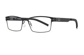 眼鏡鏡框-MAJU 薄鋼眼鏡 AR216-C417