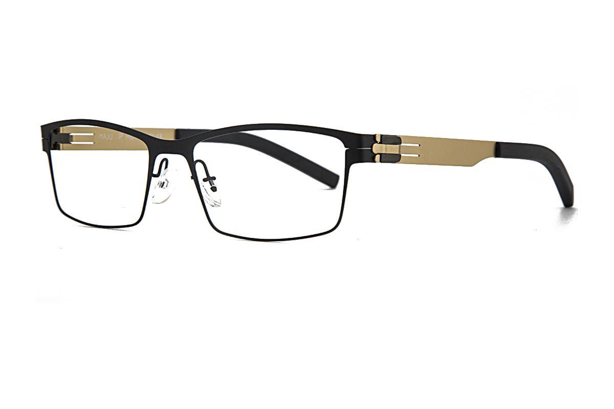 MAJU 薄钢眼镜 AR216-C417011