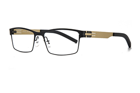 眼镜镜框-MAJU 薄钢眼镜 AR216-C41701