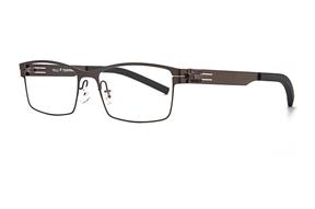 眼鏡鏡框-MAJU 薄鋼眼鏡 AR216-C004A