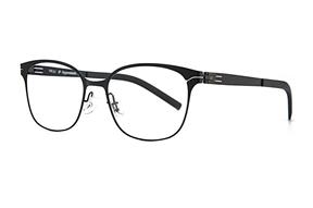 眼鏡鏡框-MAJU 薄鋼眼鏡 AR373-C417