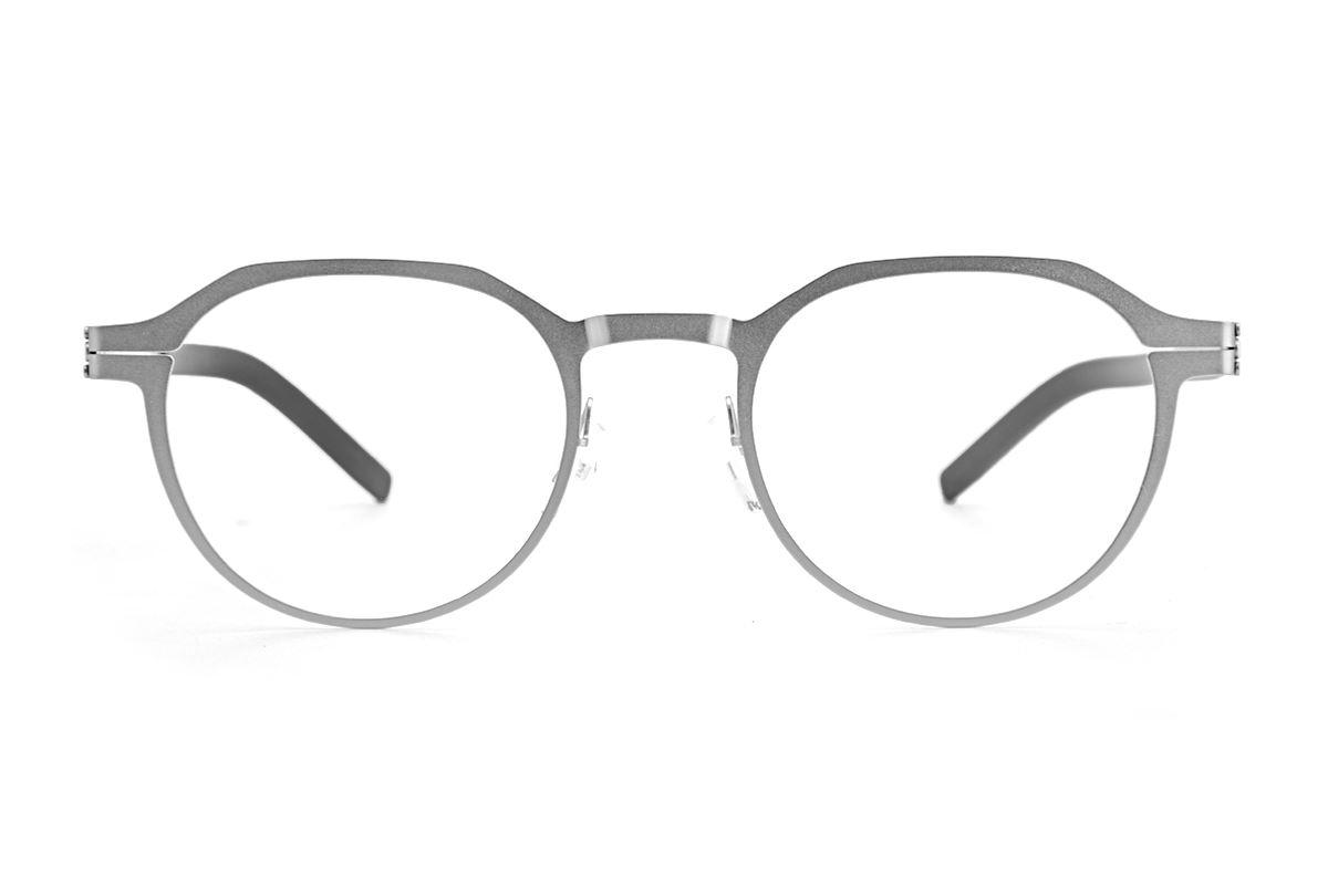MAJU 薄钢眼镜 AR375-C02B2