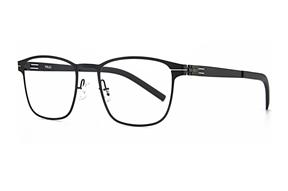 眼鏡鏡框-MAJU 薄鋼眼鏡 AR303-C417