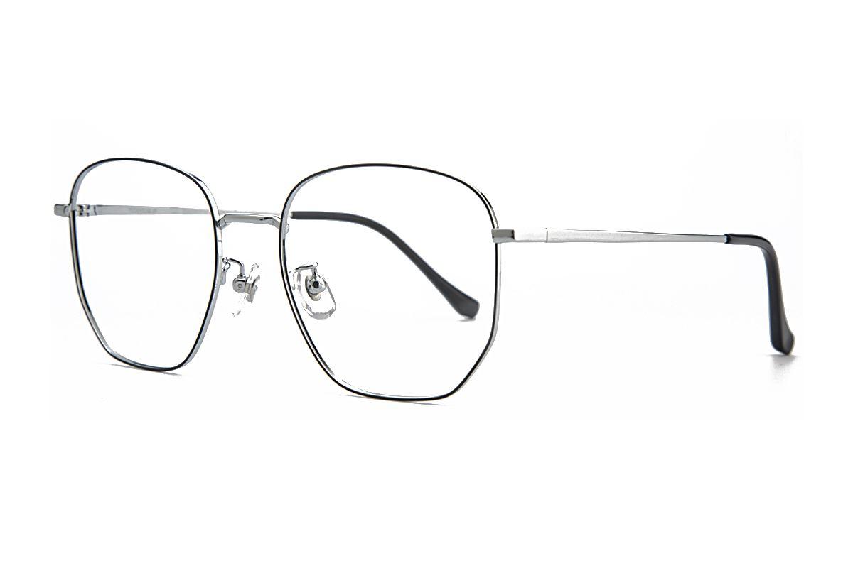 復古鈦細框眼鏡 8049-C51