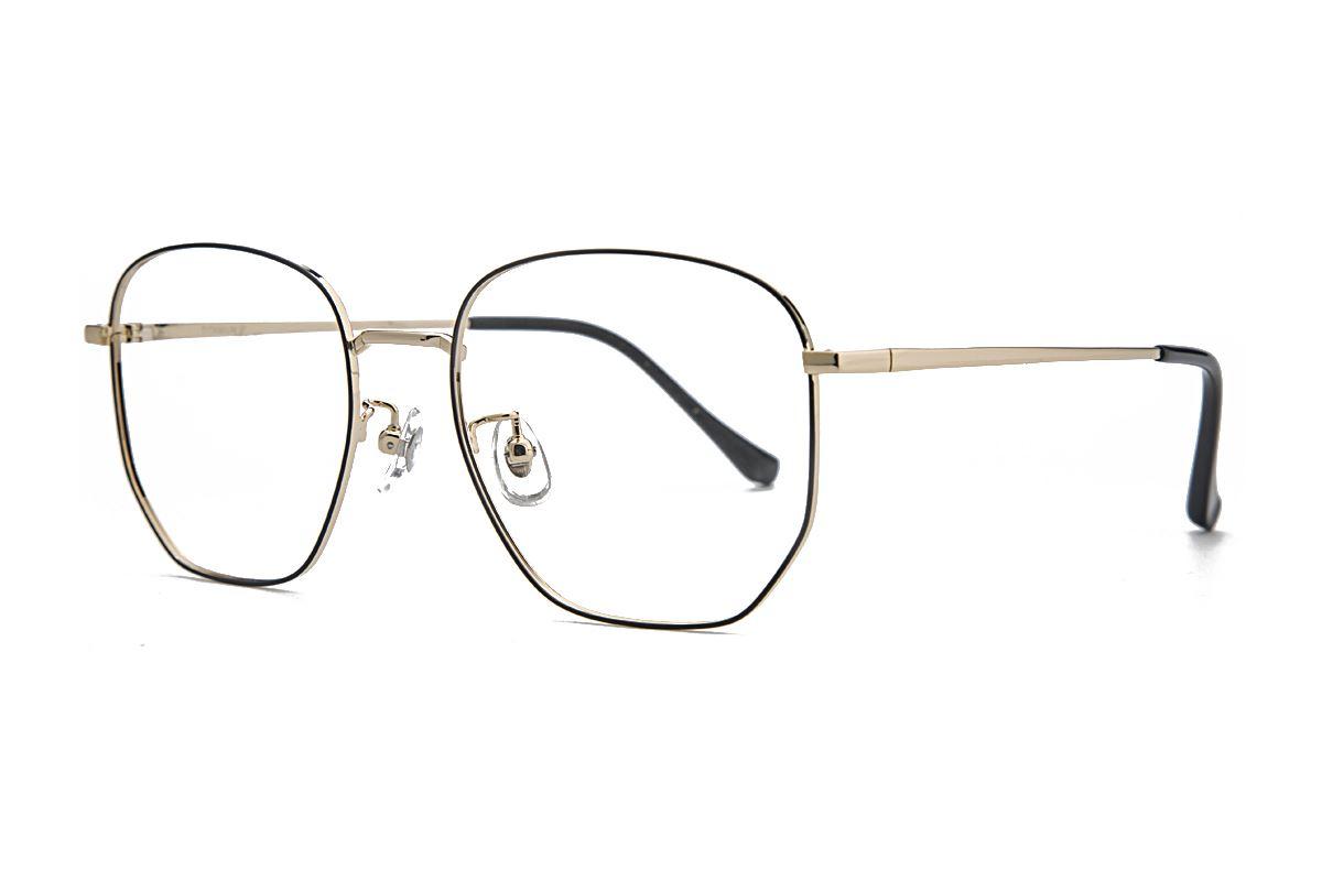 复古钛细框眼镜 8049-C61