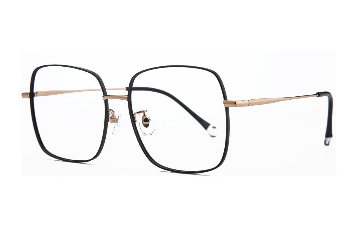 严选钛眼镜 90081-C031