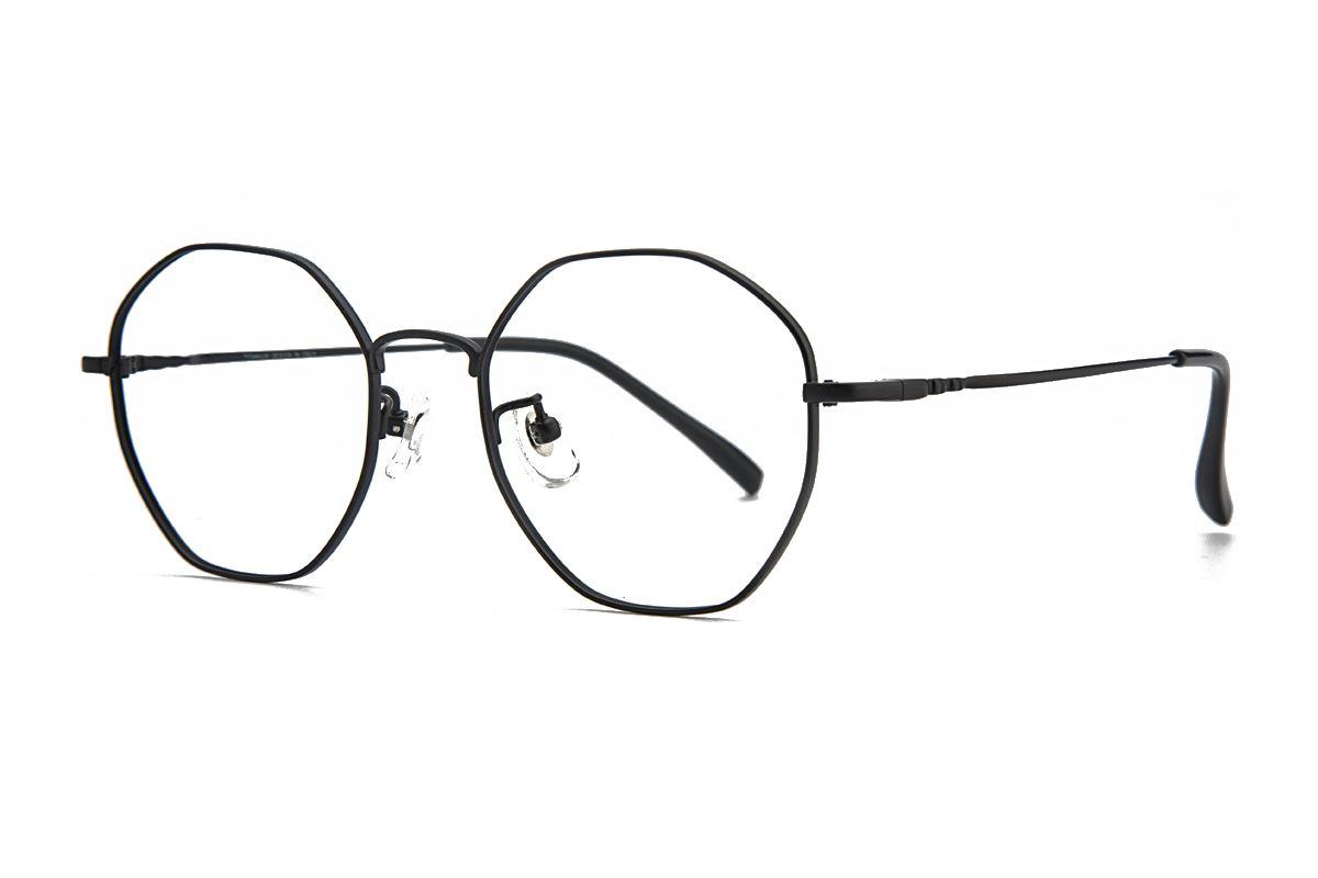 棱角钛细框眼镜 90059-C051