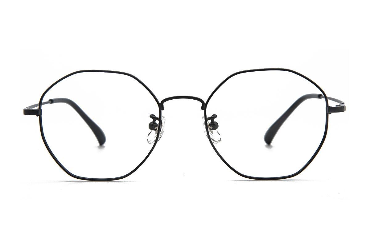 棱角钛细框眼镜 90059-C052