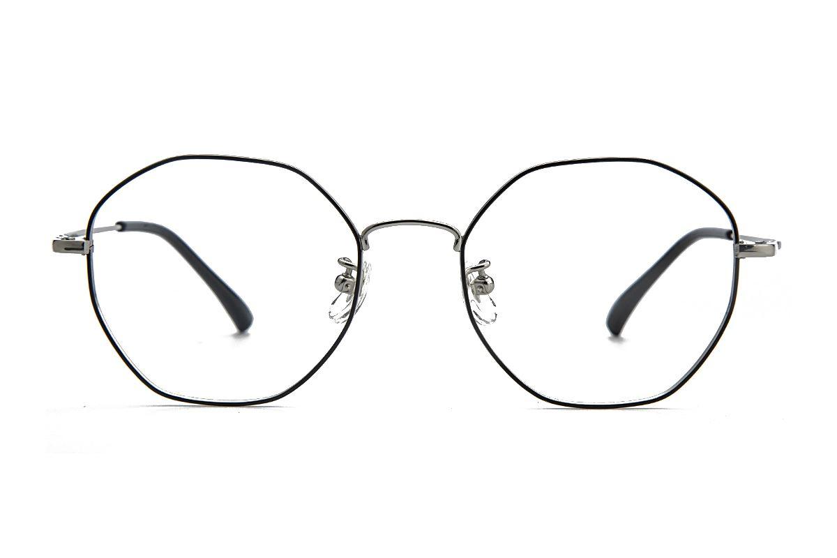 稜角鈦細框眼鏡 90059-C062