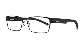 眼鏡鏡框-MAJU 薄鋼眼鏡 AR223-C417