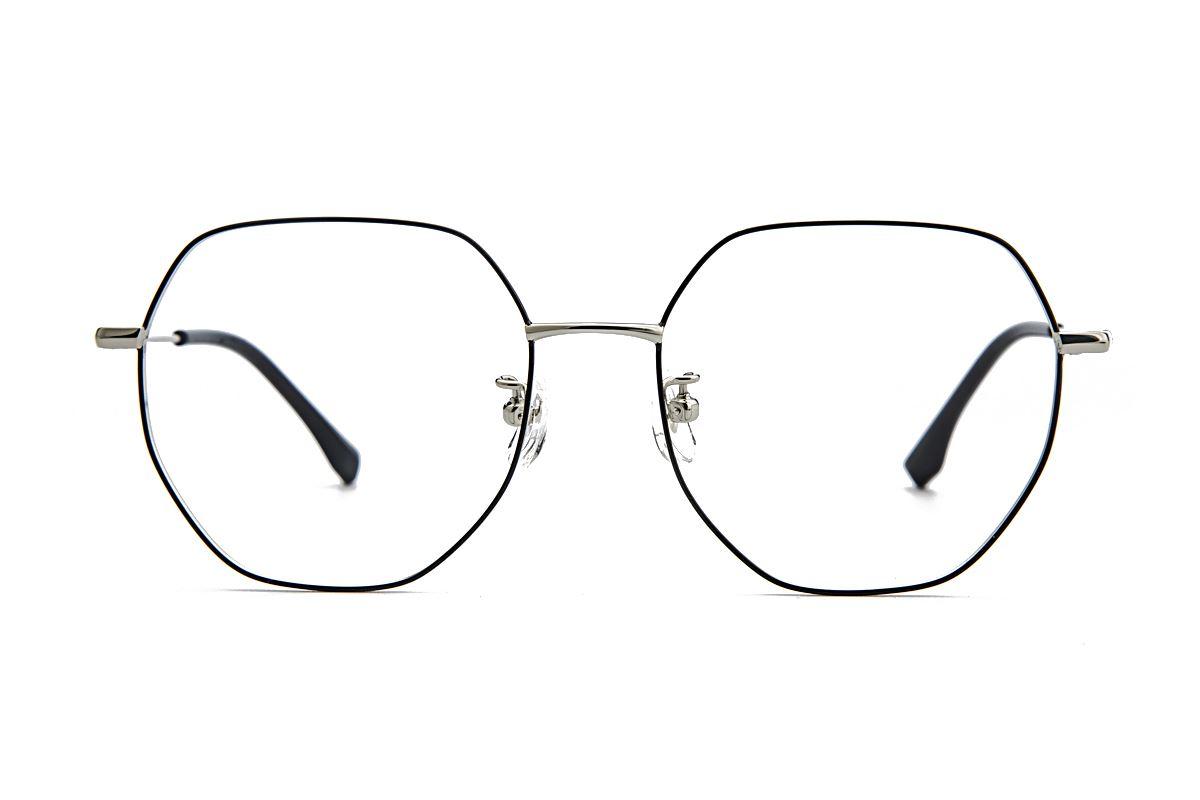 稜角鈦細框眼鏡 90082-C062