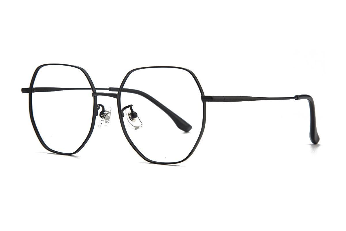 稜角鈦細框眼鏡 90082-FA1