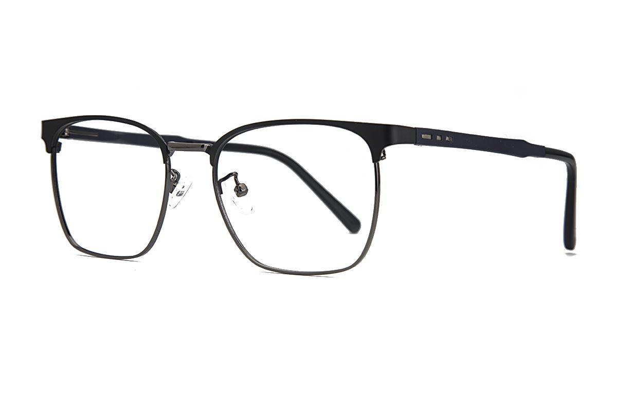 眉架質感眼鏡 19195-C31