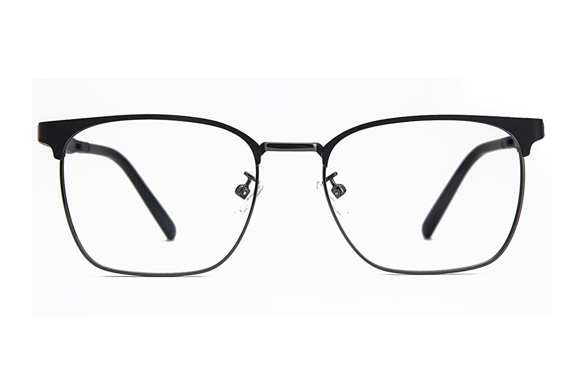 眉架質感眼鏡 19195-C32