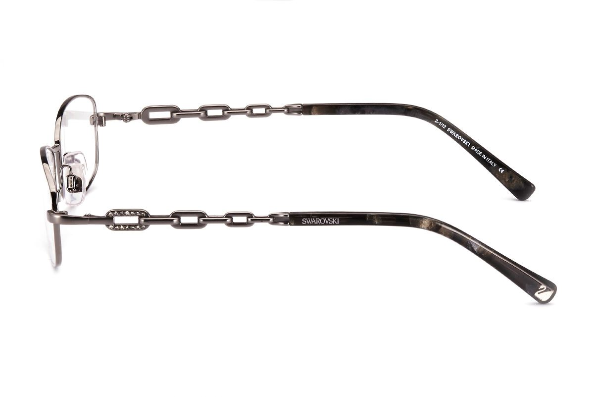Swarovski 高質感造型金屬框(SW5043槍)3