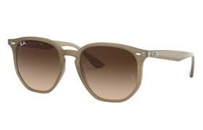 Sunglasses-Ray Ban RB4306F-6166