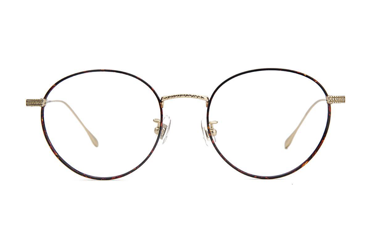 高質感純鈦眼鏡 11577-C1A2