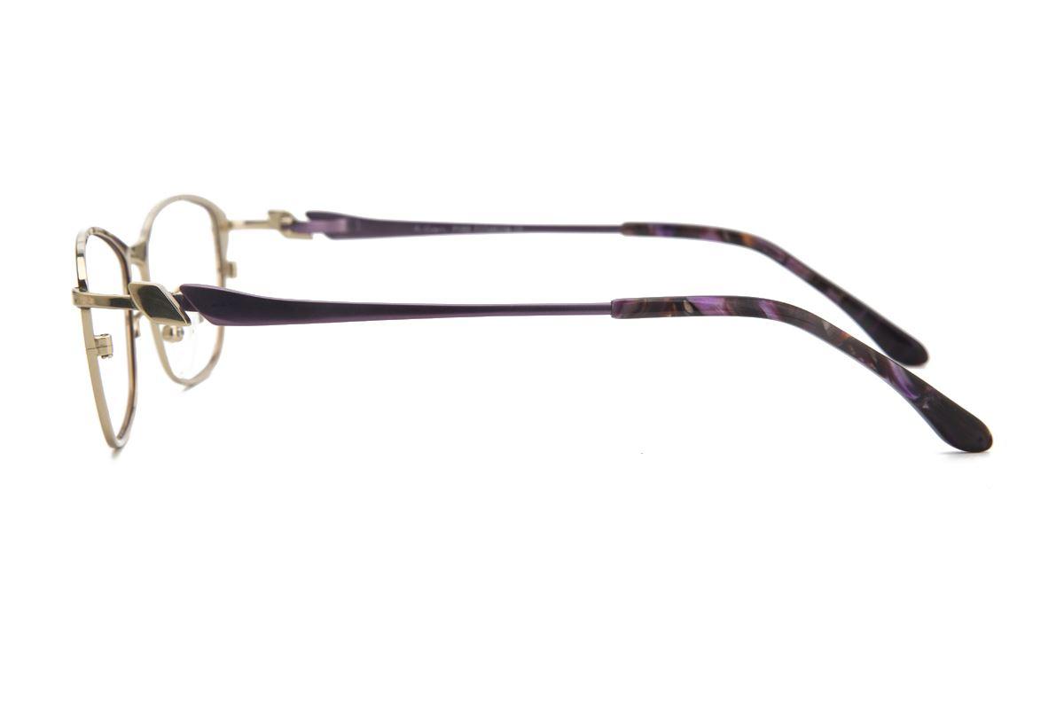 高质感纯钛淑女框 9050-C53