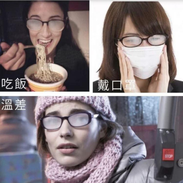 日本HOYA防霧專用眼鏡布(五片)4