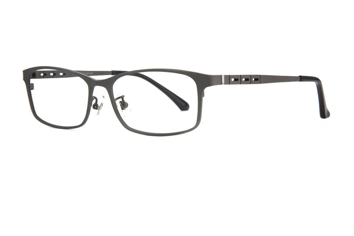 严选高质感纯钛眼镜 R9100-C8A1