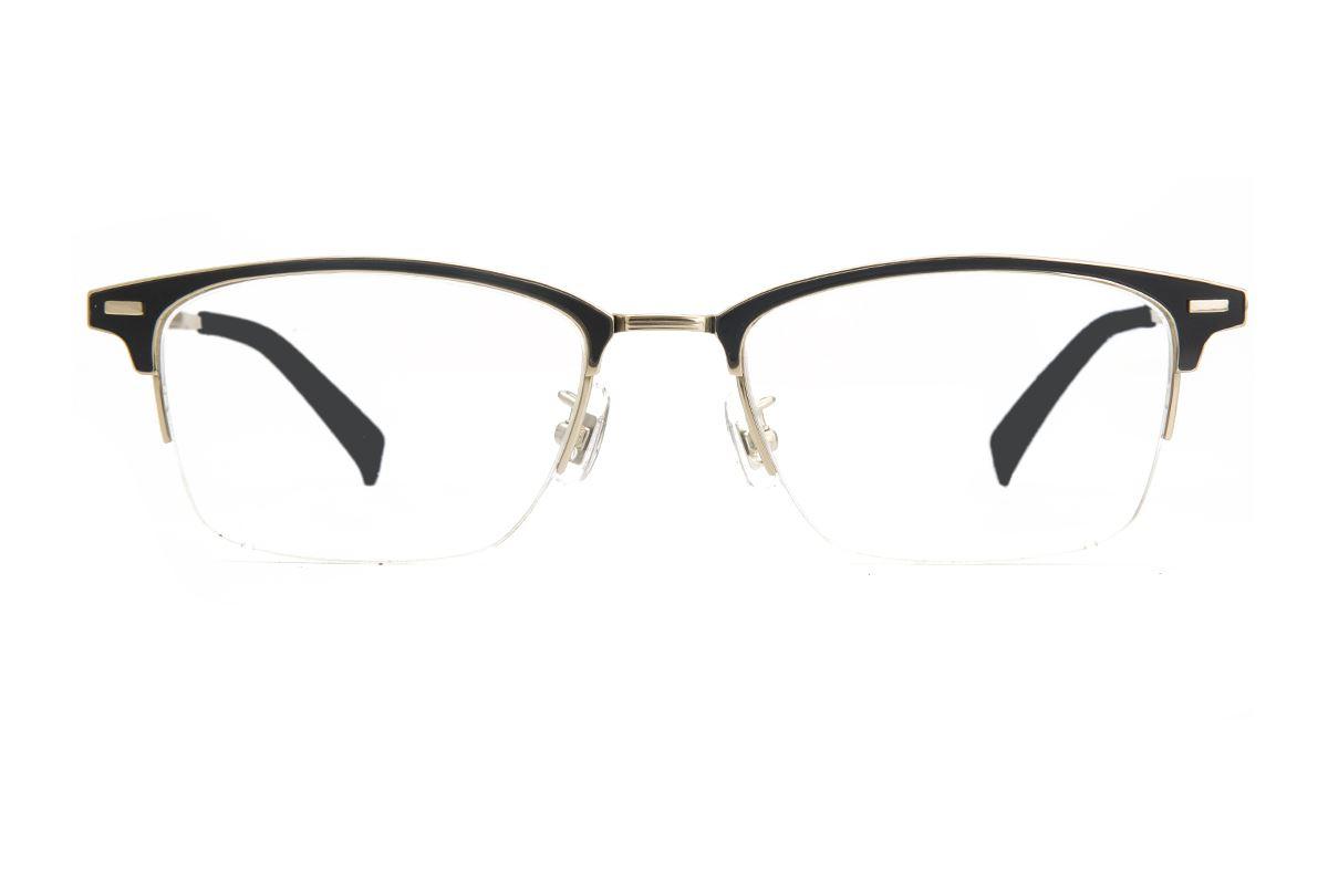 嚴選高質感純鈦眼鏡 11500-C12