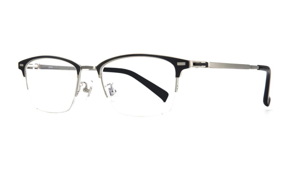 严选高质感纯钛眼镜 11500-C21