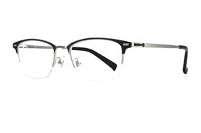 眼鏡鏡框-嚴選高質感純鈦眼鏡 11500-C2