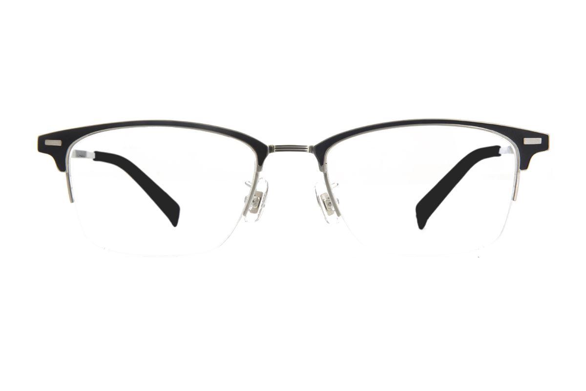 严选高质感纯钛眼镜 11500-C22