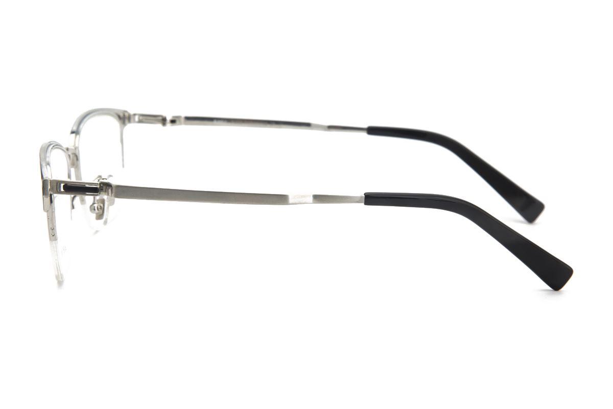 严选高质感纯钛眼镜 11500-C23