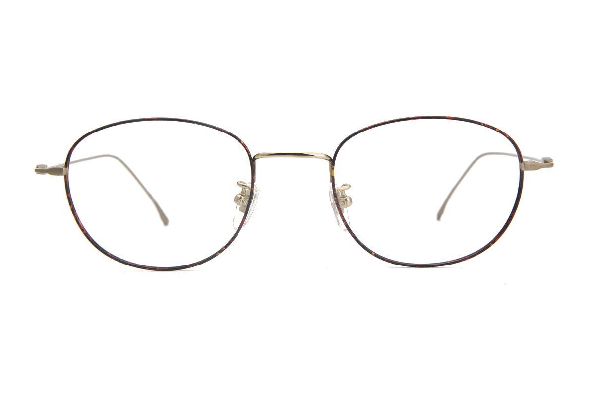 严选高质感纯钛眼镜 11541-C1A2