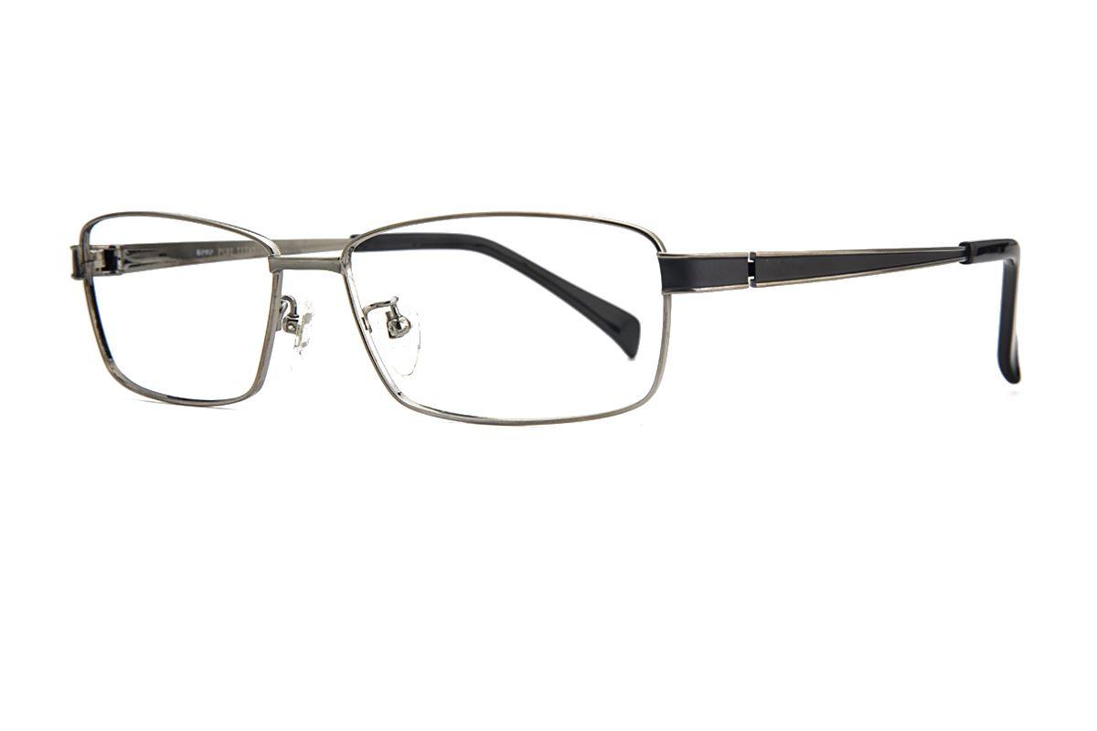 嚴選高質感純鈦眼鏡 11438-C81